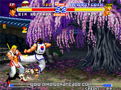 Real Bout Fatal Fury 2 - The Newcomers / Real Bout Garou Densetsu 2 - The Newcomers