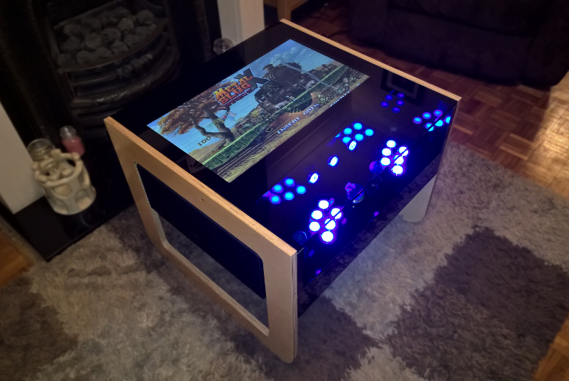 Qubit Arcade Table
