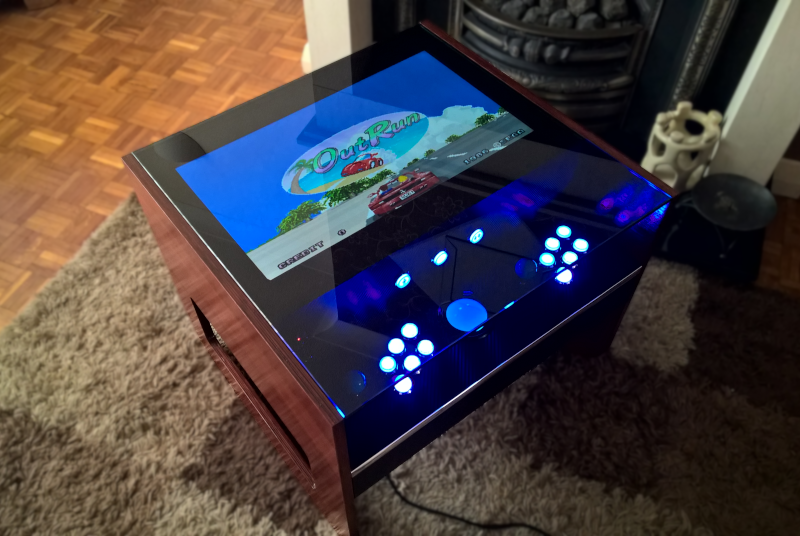Qubit II Arcade Table